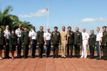 PRMC leaders host Royal Thai Army Officials