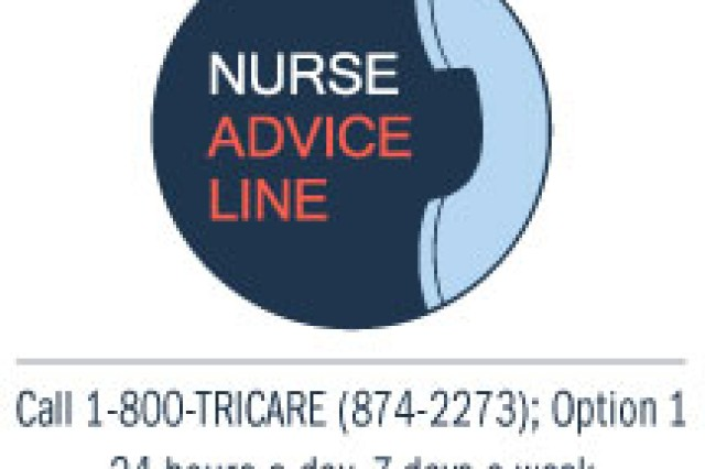 The TRICARE Nurse Advice Line is a 24 hours a day, 7 days a week toll-free live phone service where TRICARE beneficiaries on Oahu can reach a registered nurse forqualified medical professional advice.
