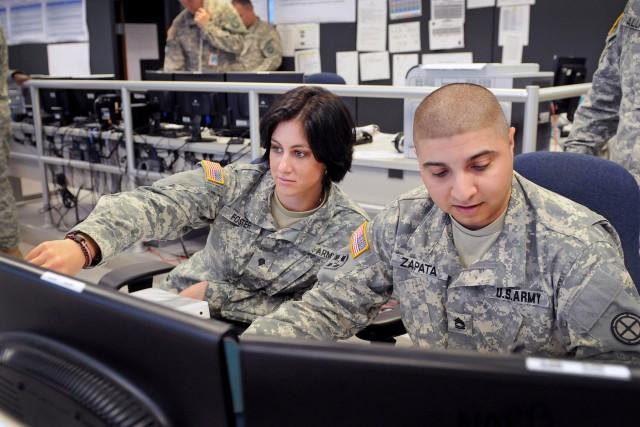 Logistics simulations for battle staff training
