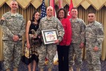 2013 First Army Division West Volunteer of the Year announced