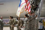 335th Signal Command returns to American soil