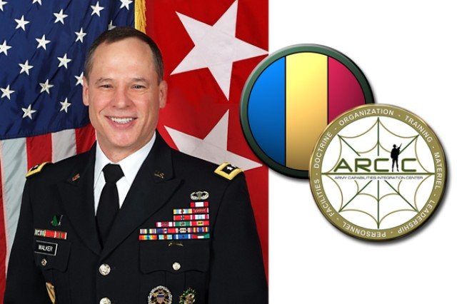 Army Capabilities Integration Center Director Lt. Gen. Keith C. Walker talks about the Army of 2025 and beyond in a recent Q&A for Army Technology Magazine.