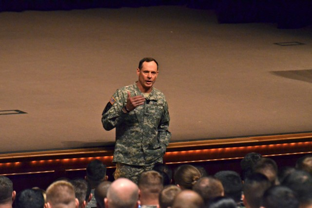 Army Capabilities Integration Center Director Lt. Gen. Keith C. Walker talks about the Army of 2025 and beyond.