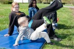 Cody Child Development Center helps kids, families get fit
