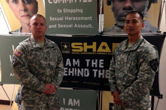 Ar for sexual prevention army