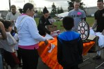 Lancers, Lakewood YMCA come together for Healthy Kids Day