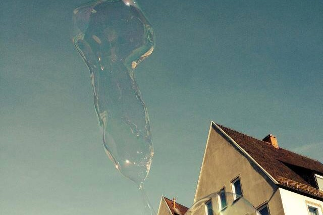 """""""Bubbles"""" by Katelynn Oakley: Second Place in """"Photograph with Essay,"""" Youth 6 to 9"""