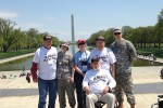 Honor Flight group photo