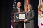 Soldier, civilian employees honored with 2014 SecArmy Awards [Image 10 of 10]