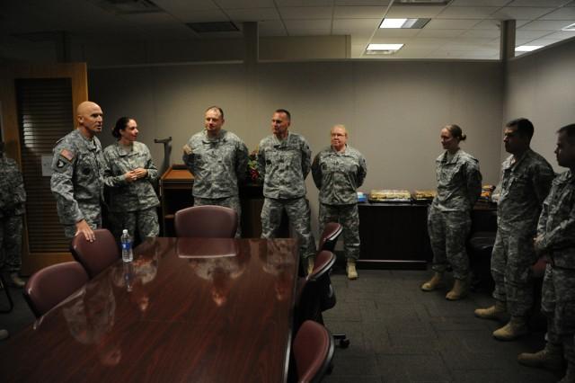 Hood Soldier sets historic moment for pilot program