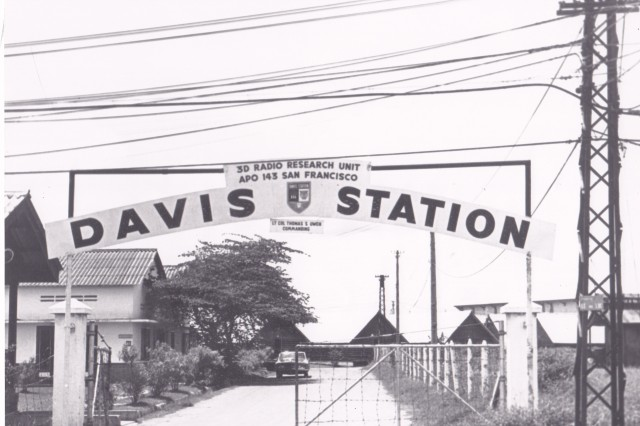 The 3rd RRU's operating area was renamed Davis Station in January 1962 after the death of ASA Soldier Sp4 James T. Davis who was killed during an ambush on a direction-finding mission.