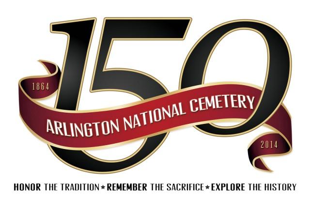 Arlington National Cemetery 150 graphic