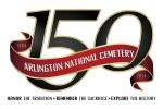 Arlington National Cemetery 150 graphic