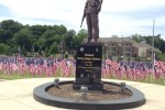 Field of Honor Gen. Hugh Shelton
