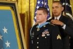 Former sergeant receives Medal of Honor for Afghanistan actions