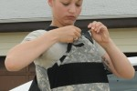 MPs test new body armor vest