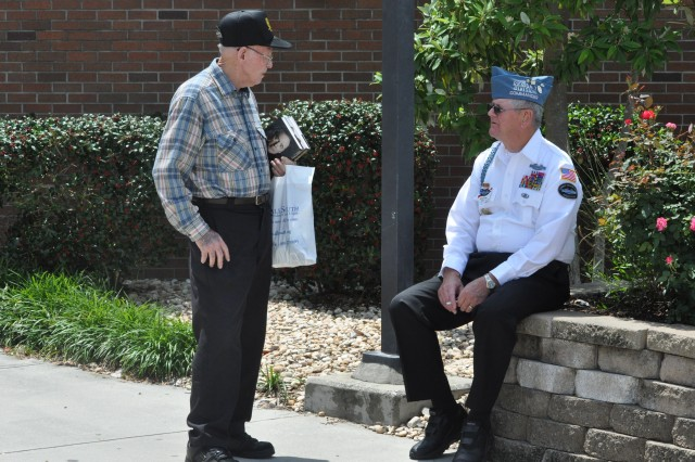 Fort Jackson's Retiree Appreciation Days are scheduled May 15-17, 2014.