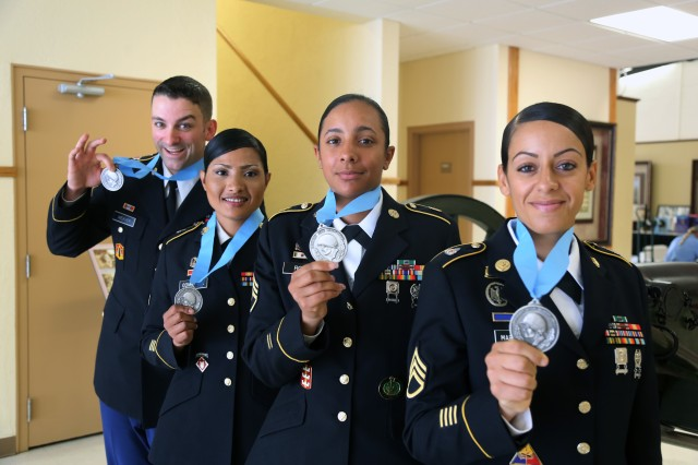 Fort Sill Ncos Earn Sgt Audie Murphy Club Status