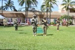 8th STB inducts NCOs at historic Fort DeRussy