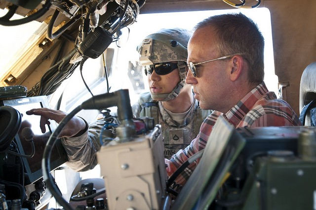 New Under Secretary stresses network modernization, thanks troops at Fort Bliss