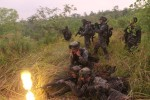 Exercise Balikatan culminates in fire and fury during battalion field training exercise