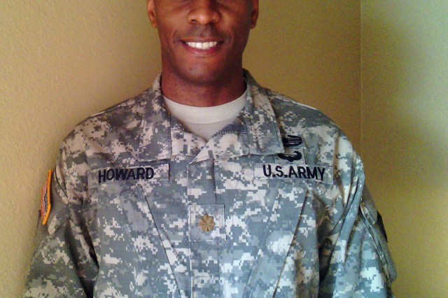 Maj. Gregory Howard Jr.