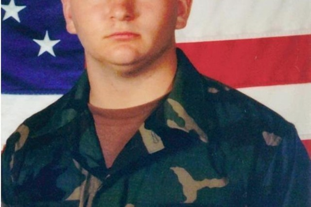 Landon, an indirect fire infantryman, and Choi served together in the 6th Squadron, 8th Cavalry Regiment, 4th Infantry Brigade Combat Team, 3rd Infantry Division, was killed in action Feb. 26, 2005, in Abertha, Iraq, after an improvised explosive device ripped through the vehicle he was in. The 3rd Inf. Div. memorialized Giles with a tree at the Warriors Walk at Fort Stewart, Georgia. (Courtesy photo)