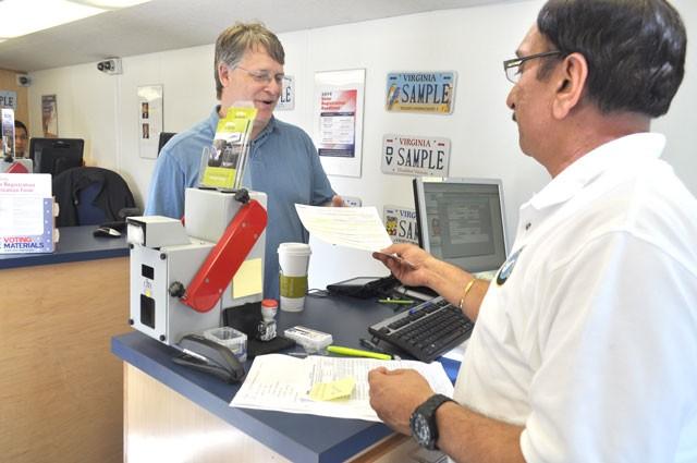 DMV 2 Go brings convenient, fast service to Fort Belvoir