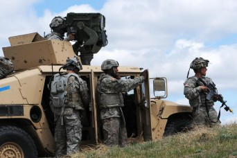 Enemy to some, freedom fighters to others, lethal to all, the opposition forces (OPFOR) taking part in Exercise Maple Resolve 14 (EX MR14) here, May 5 through June 1, have forged a cohesive, professional fighting force.