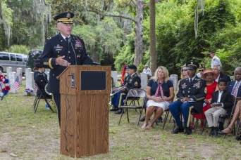 3rd Infantry Division Remembers Fallen On Memorial Day