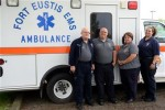 MCAHC paramedics remain ready to answer Fort Eustis call