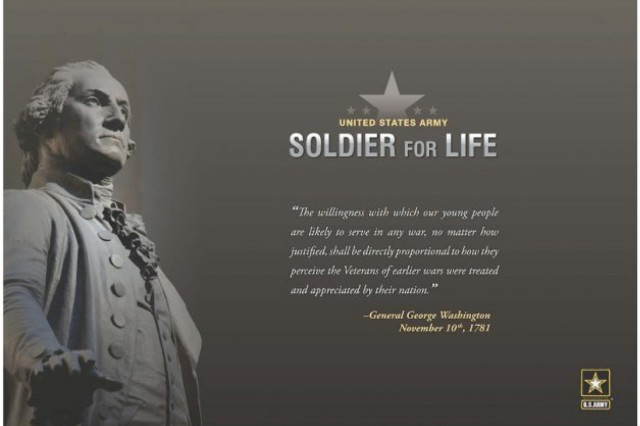 The Army Soldier for Life program launched a new website May 1, designed to be a valuable resource for veteran Soldiers and retirees. It improves Solider, veteran and family access to employment, education and health care.