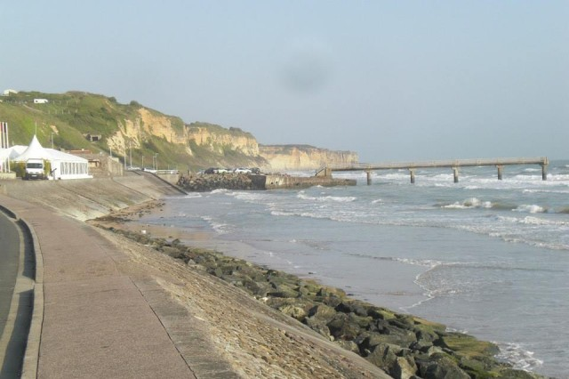 Pictured here is Omaha Beach in Normandy, France, in June 2013. This is one of the sites the Cadets will visit while in Normandy.