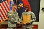 Noncommissioned Officer Instructor of the Year
