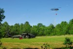 New York Army National Guard and New York State Police helicopter crews train