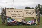 Fort Hood Resiliency Campus re-launched, new facility unveiled