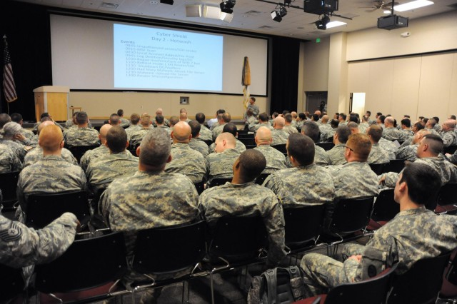 Cyber Warriors flex digital muscle at the 2014 Cyber Shield Exercise