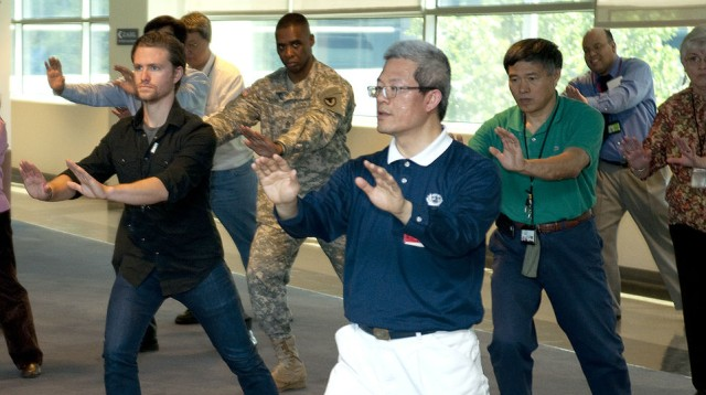 Mindfulness study explores a way for Soldiers to manage stress