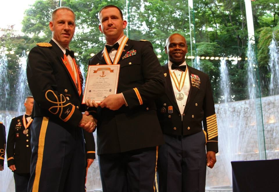 Thunder Soldiers Awarded Coveted Bronze Order Of Mercury