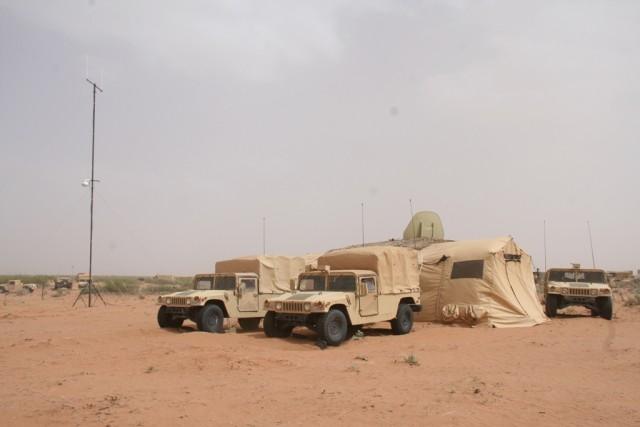 Army's 4G LTE/Wi-Fi system