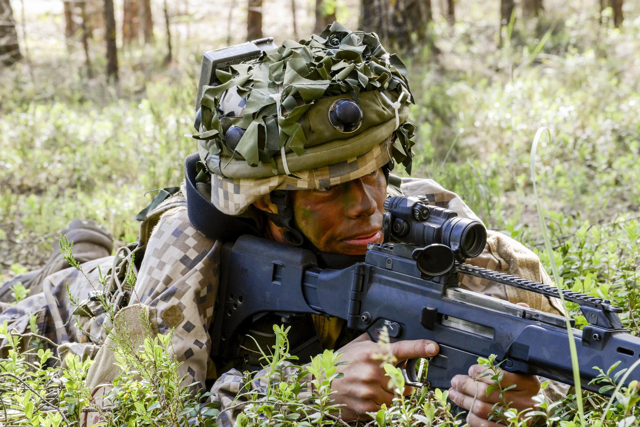 Saber Strike • United States Army Europe • International Exercise focusing on the Baltic States