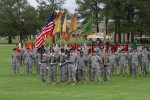 101st Sustainment Brigade Change of Command