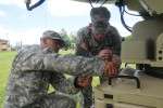 8th TSC troops prepare for Pacific Theater Humanitarian Assistance Survey Team mission, demonstrate expeditionary capability