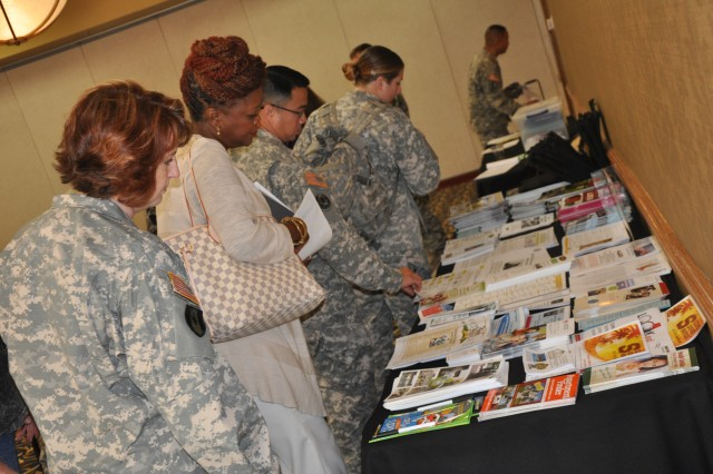 Soldiers, civilians and family members new to the installation receive information about services offered at the Post Newcomers Orientation June 4 at the NCO Club. The orientation takes place at 9 a.m., the first Wednesday of each month.