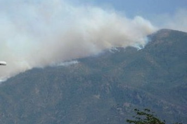 In an effort to prevent future fires, such as the June 2011 Monument Fire that burned more than 30 thousand acres, Fort Huachuca fire officials have increased the fire restriction to 'very high' as of June 5.
