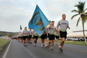 Run celebration: JDG commemorates the Army's birthday