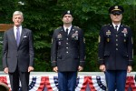 SecArmy, SMA take part in Purple Heart ceremony for SSG Hamilton