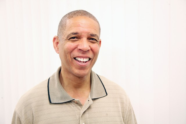 Leonard Jefferson serves as an acquisition management specialist for the U.S. Army Space and Missile Defense Command/Army Forces Strategic Command's Technical Center. Jefferson has served with the command for eight years.