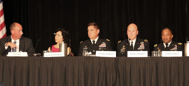 Leaders: Network, cyber key to Force 2025
