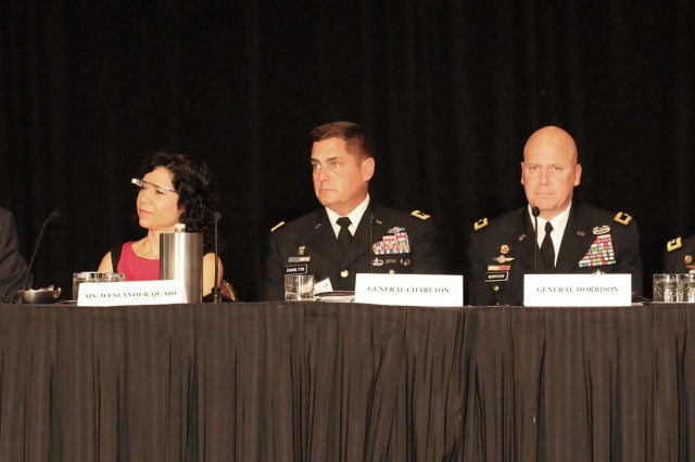 Speaking at a June 12, 2014, forum, hosted by the Association of the United States Army, in Arlington, Va., senior leaders stressed that an increasingly networked battlefield requires not just growth in technology, but a change in command culture.